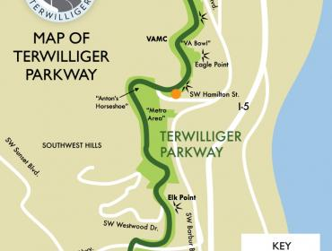 general-parkway-map