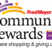 Benefit Friends of Terwilliger with Fred Meyer Rewards Card